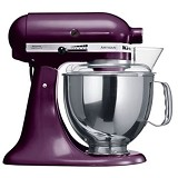 KitchenAid Artisan 4.8 L Tilt-Head Stand Mixer [5KSM150PSEBY] - Bosyenberry - Mixer